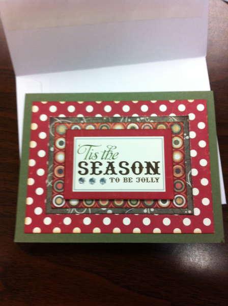 Christmas Holiday card 2010