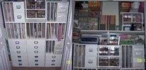 Inside my closet