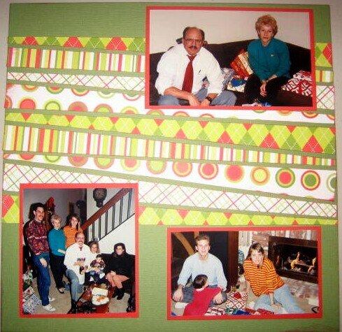 Christmas 1990, Ryan's First Christmas
