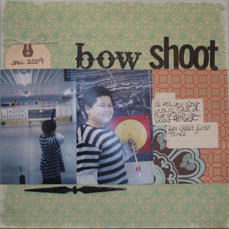 Bow Shoot