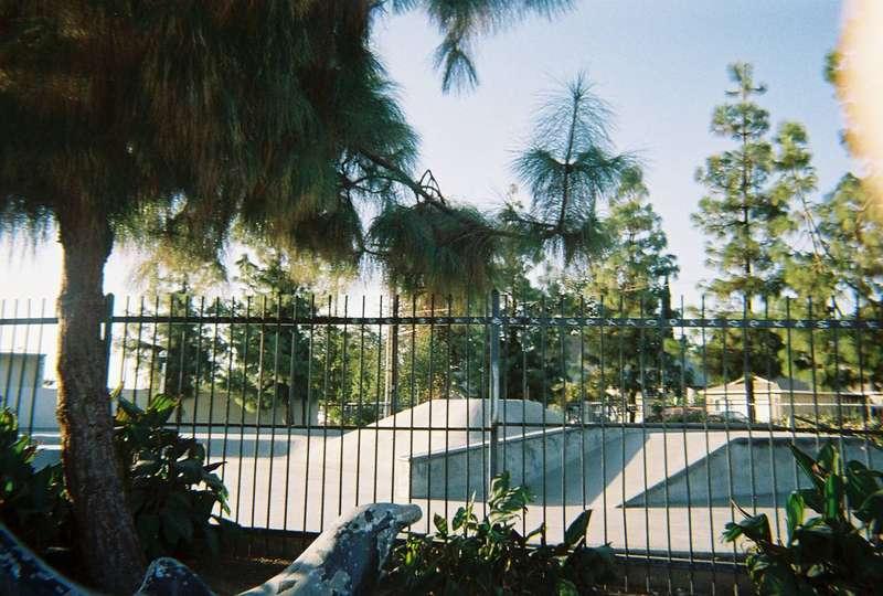 #11 Skateboard park
