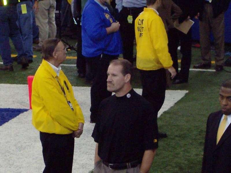 Coach Cowher