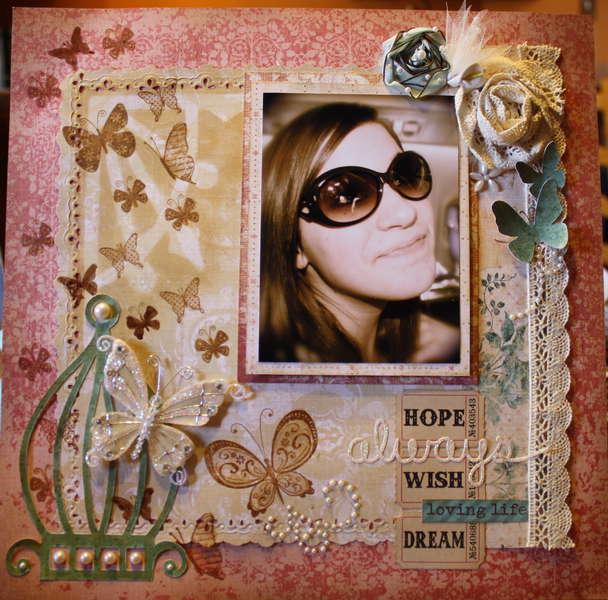 Aways; Hope, Wish & Dream