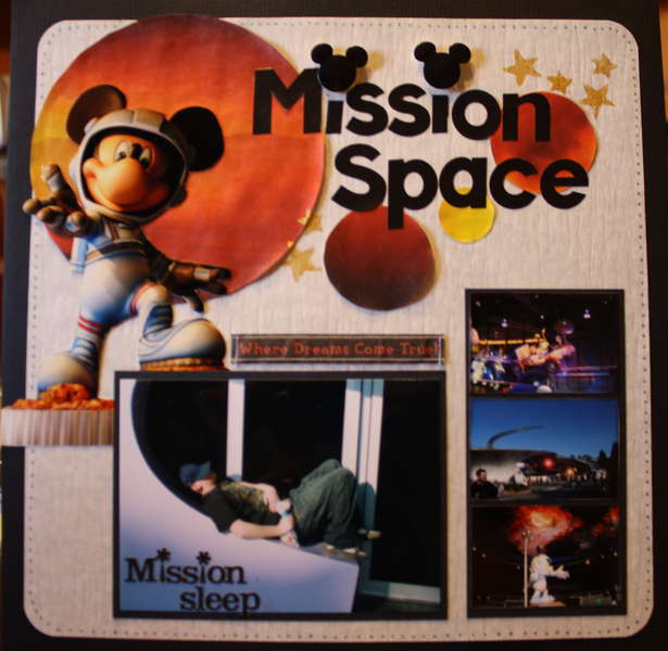 Misson Space