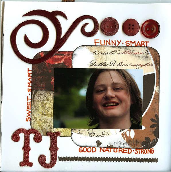 Mom's album