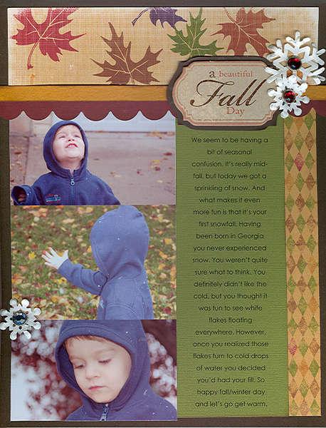 Beautiful Fall Day *Deja Views*