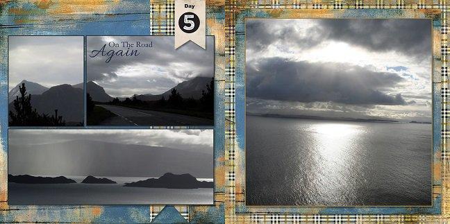 2014, Skye - Day 5 - On the Road Again