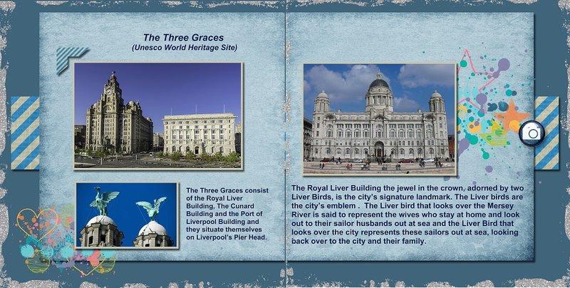 2018 - Liverpool 2014 - The Three Graces - Dec Travel Challenge - L