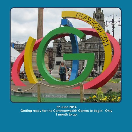 2014, Scotland, Commonwealth Games