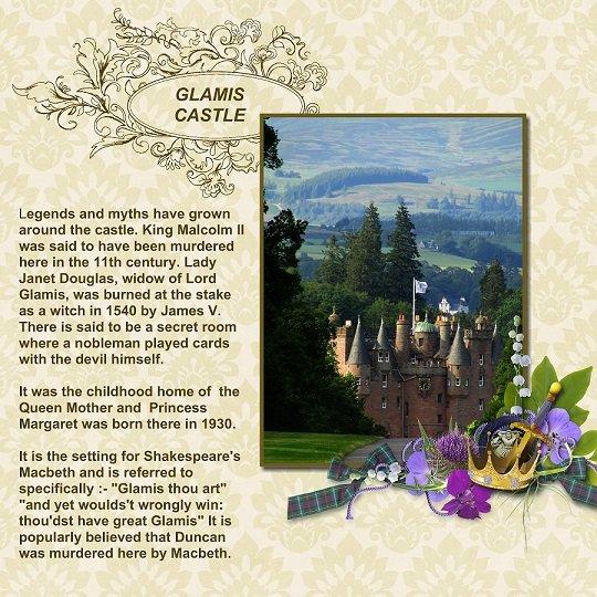 2015 - Glamis Castle
