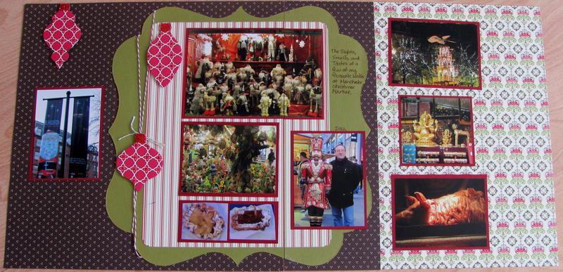 2012 Manchester Christmas Market