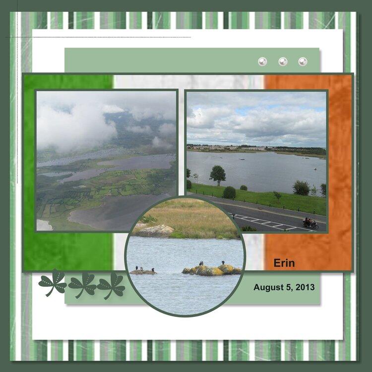 Ireland 2013 - Page 1