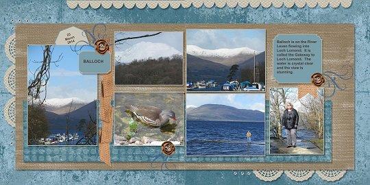 2014, Scotland, Balloch