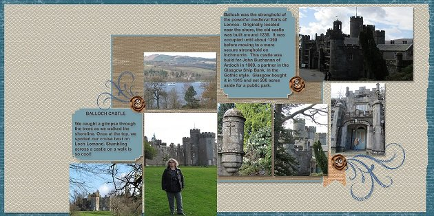 2014-Scotland-Balloch Castle - March Pagemaps ect Sketch 5