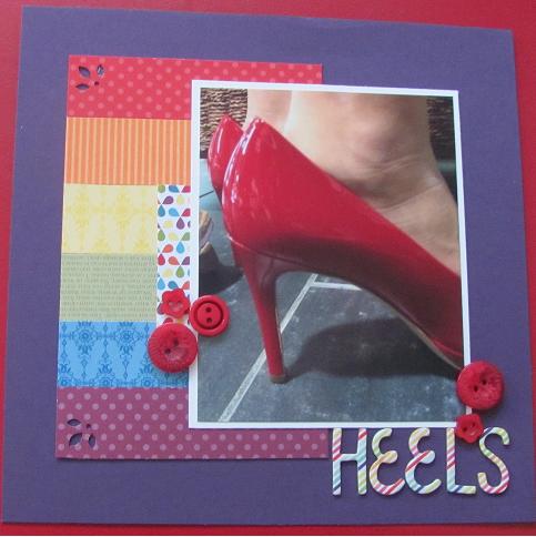 2017 - Heels