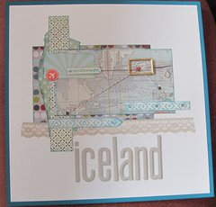 Iceland Title Page