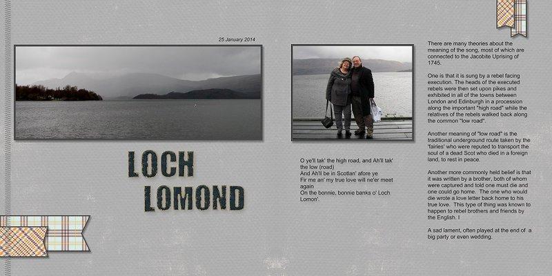 2014 Loch Lomond