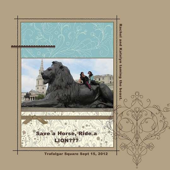 2012, London - Save A Horse - Sept MSC #19