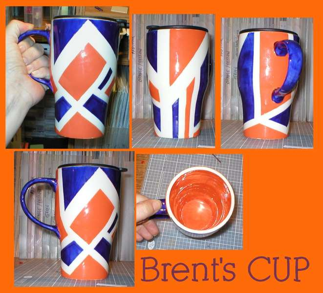 Brent's cup