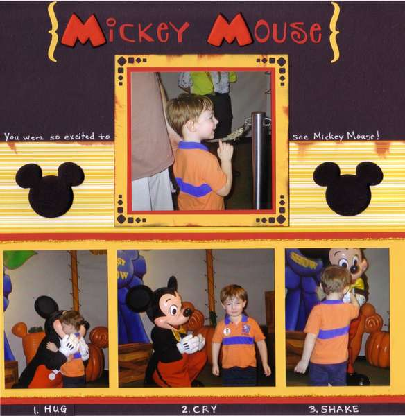 {Mickey Mouse}