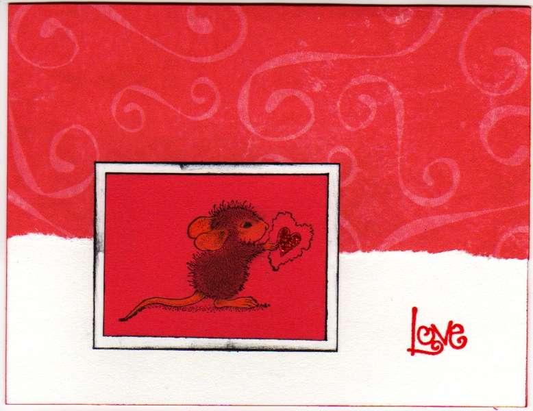 Valentine's Card #1