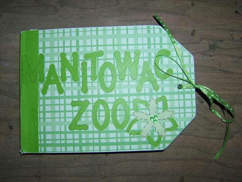 Manitowac Zoo mini-album cover
