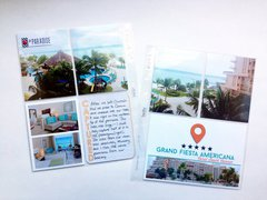 Cancun Travel Mini Album