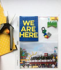 Legoland Album Title Page