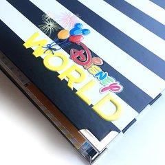 Disney World Album - 6x8