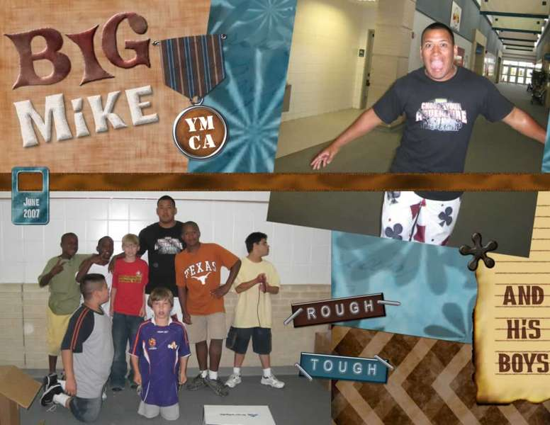 Big Mike and His Boys