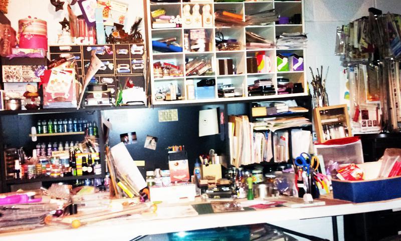 Pic of desk
