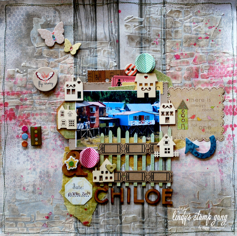 March color challenge at Lindy's