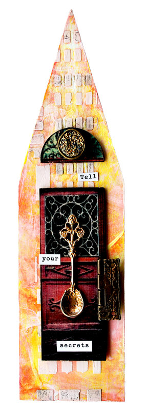 Altered wooden house #5