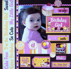Happy birthday Julieta