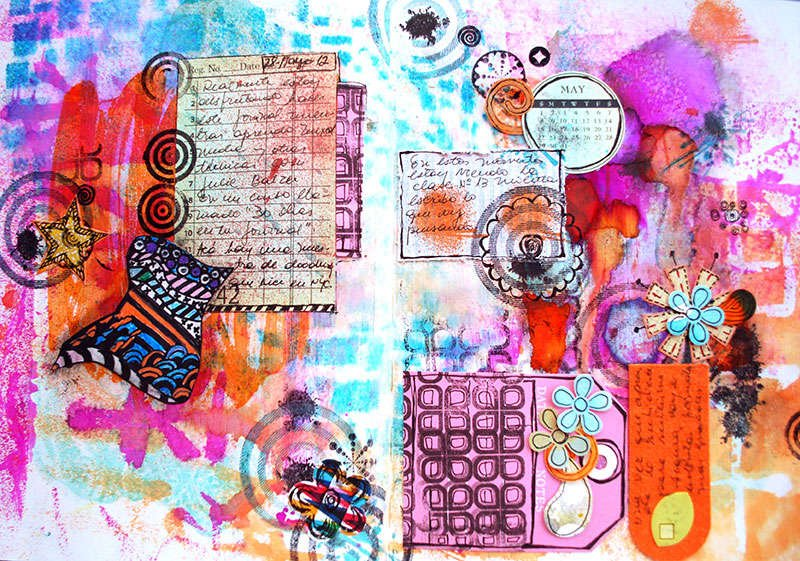 Journaling pages (2 pages)