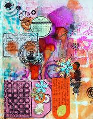 Journaling page