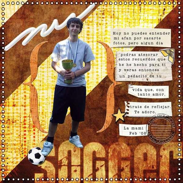 Soccer (Mini challenge)