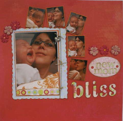 New Mom Bliss