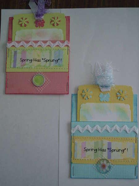 Toddler Swap - Spring - Library Pocket