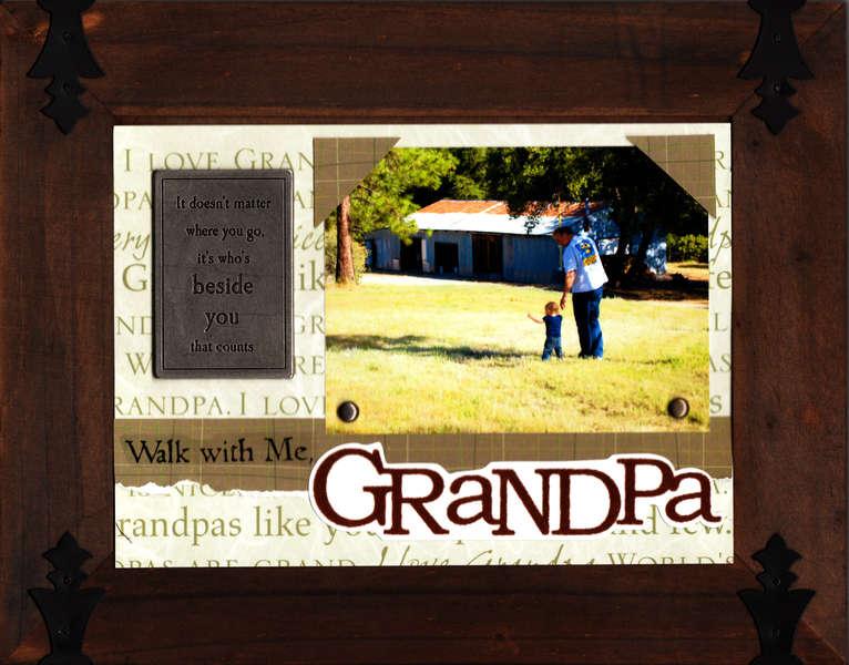 Walk with Me, Grandpa