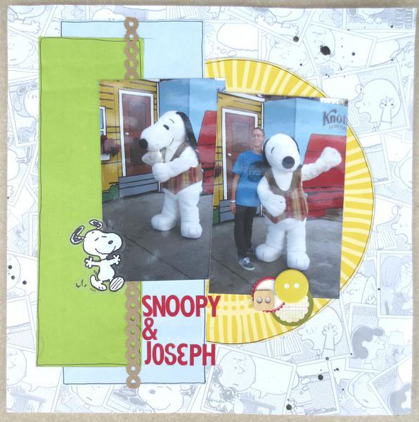 Snoopy & Joseph