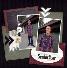 1st Day of Senior Year