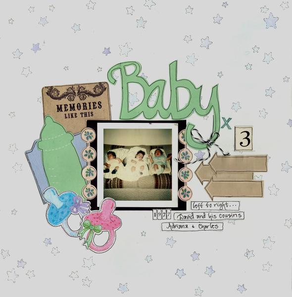 Baby x 3
