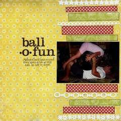 Ball -O- Fun