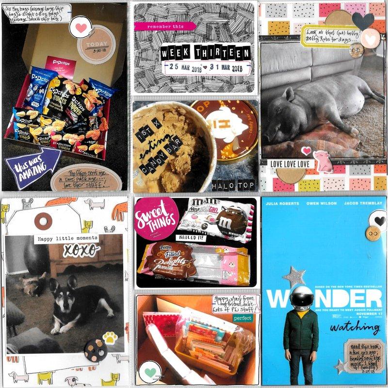 Project Life - Week Thirteen
