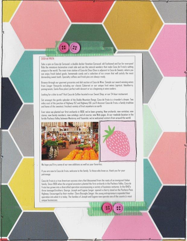 Casa de Fruta Description