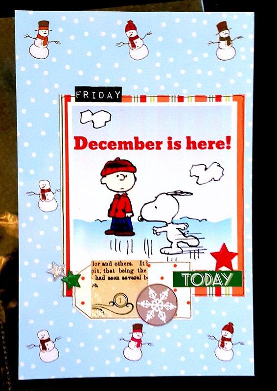December Is Here
