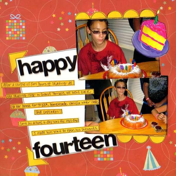 Happy Fourteen