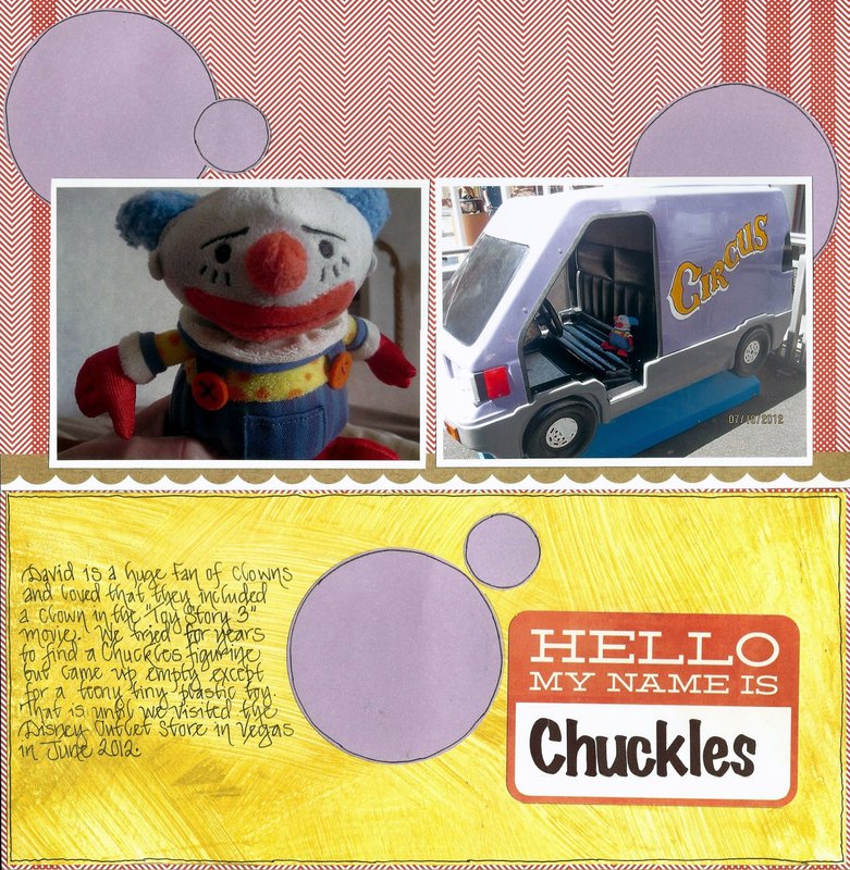 Hello My Name is Chuckles
