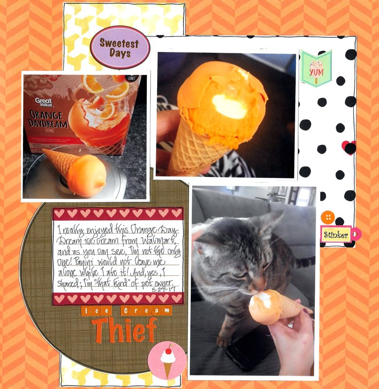 Ice Cream Thief